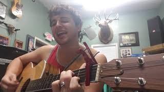 "Jason Aldean ft. Miranda Lambert ""Whiskey Drowns the Memory"" cover by Mathew Ewing"