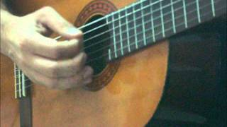Arabic Guitar Rhythm 2.8: Baladi -- Advanced with a pick and two extra strums
