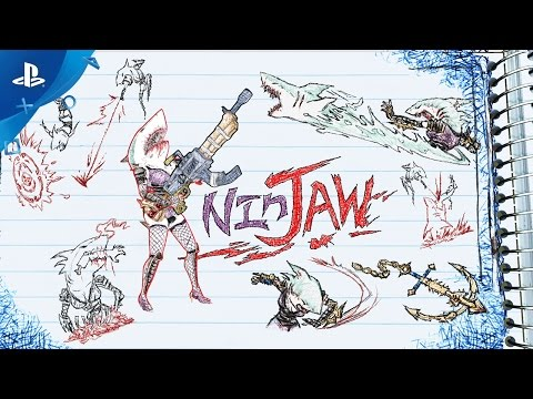 Drawn to Death - Ninjaw Highlight Trailer | PS4