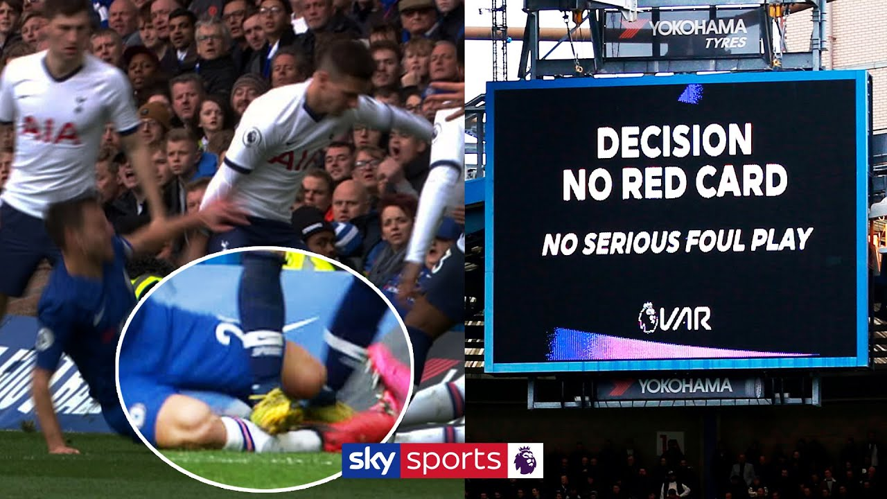Should Giovani Lo Celso have seen red? | The week's most controversial referee decisions | Ref Watch