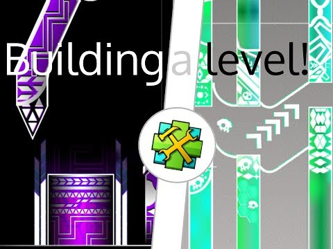 GD: building a cool level i think (CURRENTLY DELETING OLD LEVELS)