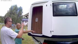 Aero One Wohnkabine pickup camper presentation Part1