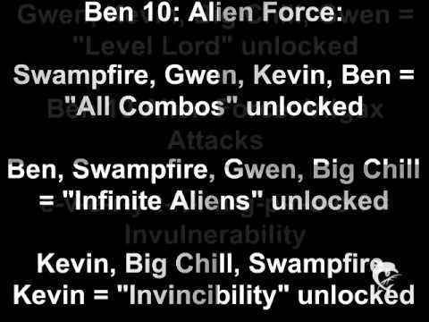 ben 10 alien force wii game free