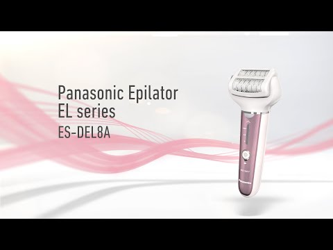 Panasonic Epilierer Video