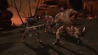 Skara: The Blade Remains - Alpha Gameplay Trailer [HD]