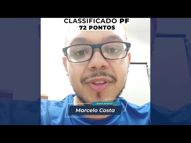 Classificados PF - 2021 Parte 1