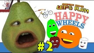 Pear Plays - Happy Wheels: AO Levels #2 (EXTREME STYLE)
