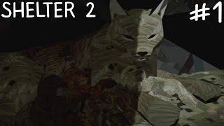 [беременная рысь] let's play gameplay слепое прохождение Shelter 2 с комментариями #1 walkthrough