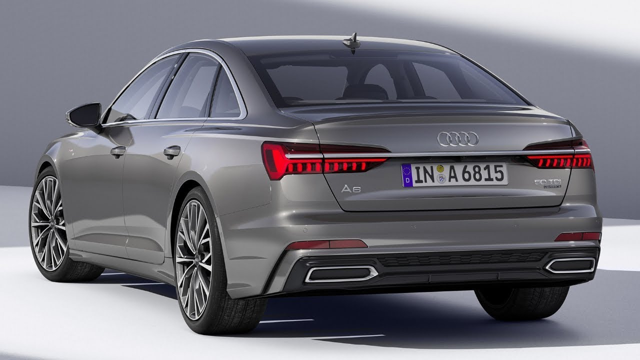 2020 The Audi A6 New Review