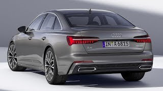 2020 Audi A6 Quattro Luxury Sedan Introduce