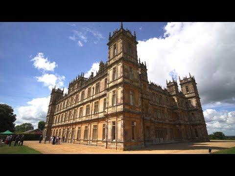 Highclere Castle Wedding,