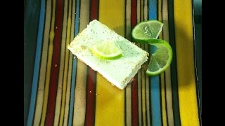 Dish It Out! Guilt Free Key Lime Bars Ft. Jesse Brune