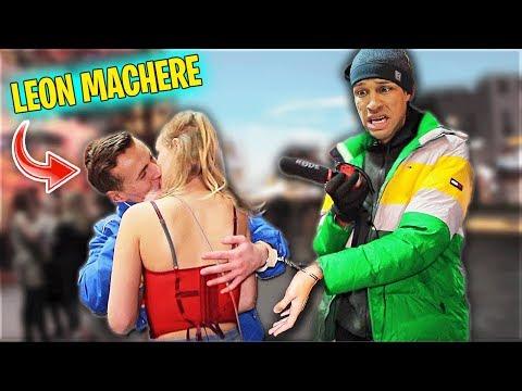 1 Tag angekettet an Leon Machere | SimonDesue