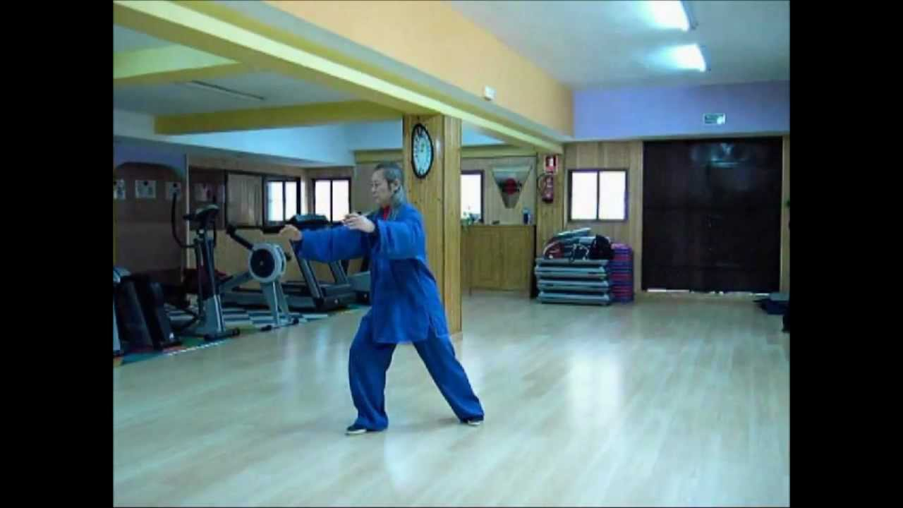 Old Yang Style Taijiquan 37 Yang Family Neigong Forms By -5343