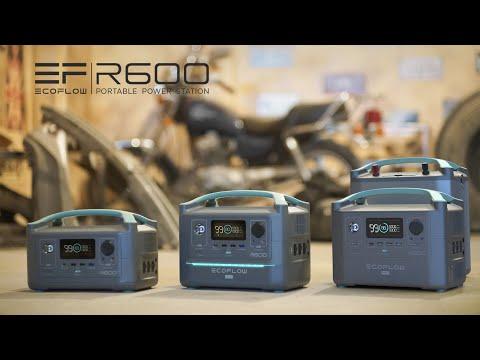 EcoFlow R600: The