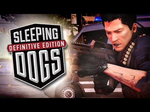 Sleeping Dogs - PASAR IKAN !! - Year of The Snake #2