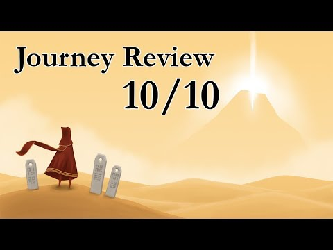 Journey Game Review - A True Masterpiece, Table 53's Journey Review/analysis (PC / PS4 / PS3)