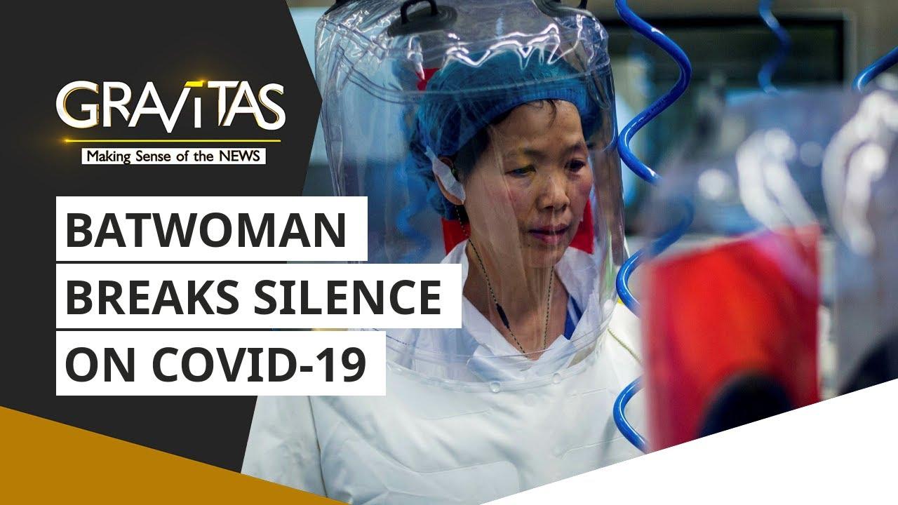 Download Gravitas: China's batwoman resurfaces, breaks silence on Coronavirus