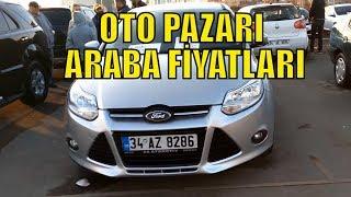İSTANBUL KARTAL OTO PAZARI ARABA FİYATLARI