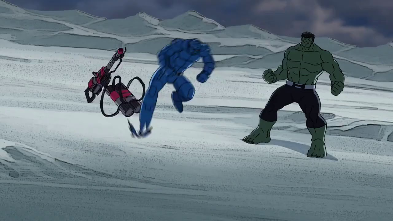 Download Hulk and the agents of S.M.A.S.H season 1 episode 8 part 4 in hindi
