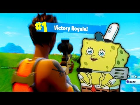 MY FIRST SOLO WIN! (Fortnite)