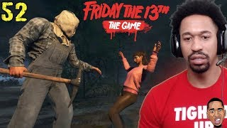 TIGHTEN UP JASON! Friday the 13th Gameplay #52