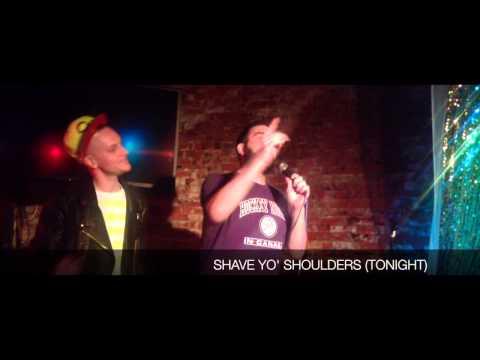 Shave Yo' Shoulders (Tonight) LIVE! -Jonny McGovern & Adam Joseph