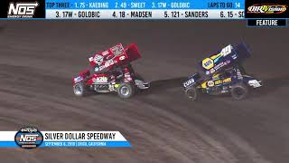World of Outlaws NOS Energy Sprint Cars @ Silver Dollar Speedway