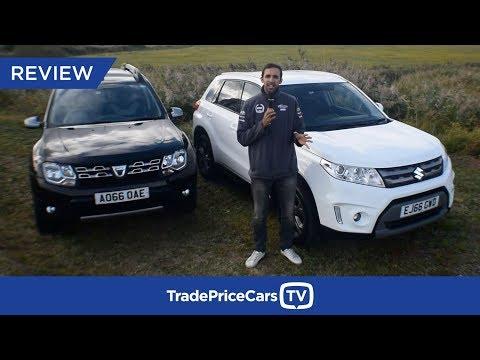 Suzuki Vitara vs Dacia Duster - Who wins? In-depth Comparison Review