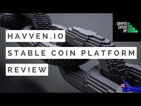 Havven ICO Review - Australian Stable Coin Platform