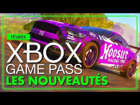 XBOX GAME PASS : Encore de NOUVEAUX JEUX ! 😍 Février 2021