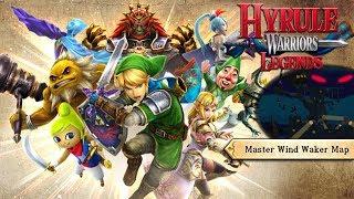 Hyrule Warriors Legends (Master Wind Waker Map - 100%) : Part 43 - I-1 (#2)