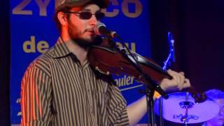 """ERIC MARTIN & CAJUN RAMBLERS  """"Dedans le Sud de la Louisiane"""" Saulieu 2013"""
