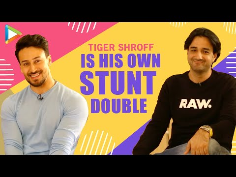 """Tiger Shroff: """"From My Introduction Action Sequence To The Climax, My Style…""""