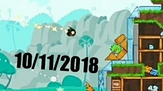 Angry Birds Friends - Torneio Angry Birds (10/11/2018)