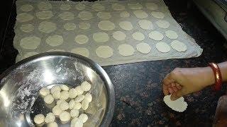 how to make golgappa