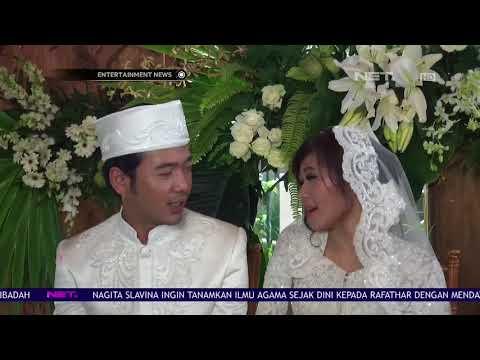 Rayyi 'D'Masiv' Resmi Menikah Dengan Salfa Novia Roza