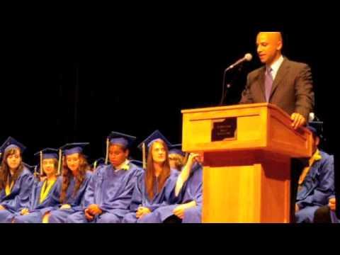 Jaime Irick '92 commencement address part 1