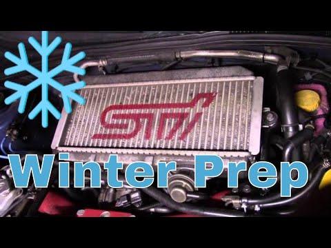 Intercooler Water Sprayer Subaru Sti Impreza EVO Lancer Freeze   YouTube