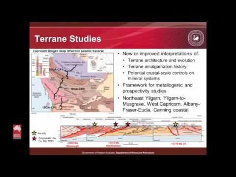 Minerals System Research in Western Australia