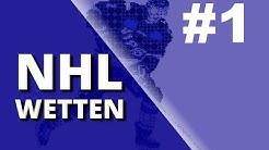 🏒 Eishockey Tipps - NHL-Wett Tipps und Prognosen #1 am 10|10|2017💰✊