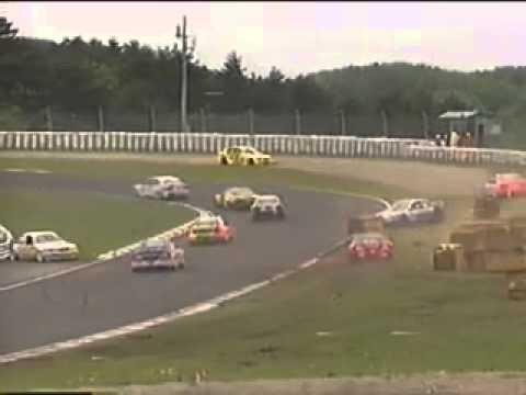 btcc 1995 crash)