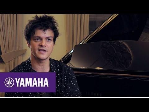 Jamie Cullum | Learning the Piano | #Platform88 | Yamaha Music