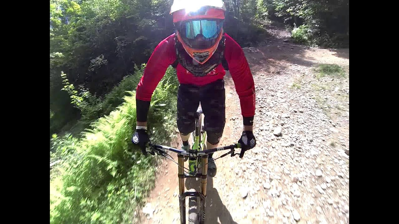 how to make a mtb a little more trail