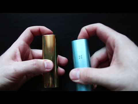 PAX 3 VS PAX 2 – SIDE BY SIDE COMPARISON – BEST VAPORIZER 2018