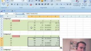 Mr Excel & excelisfun Trick 22: Conditional Formatting VBA or OFFSET?