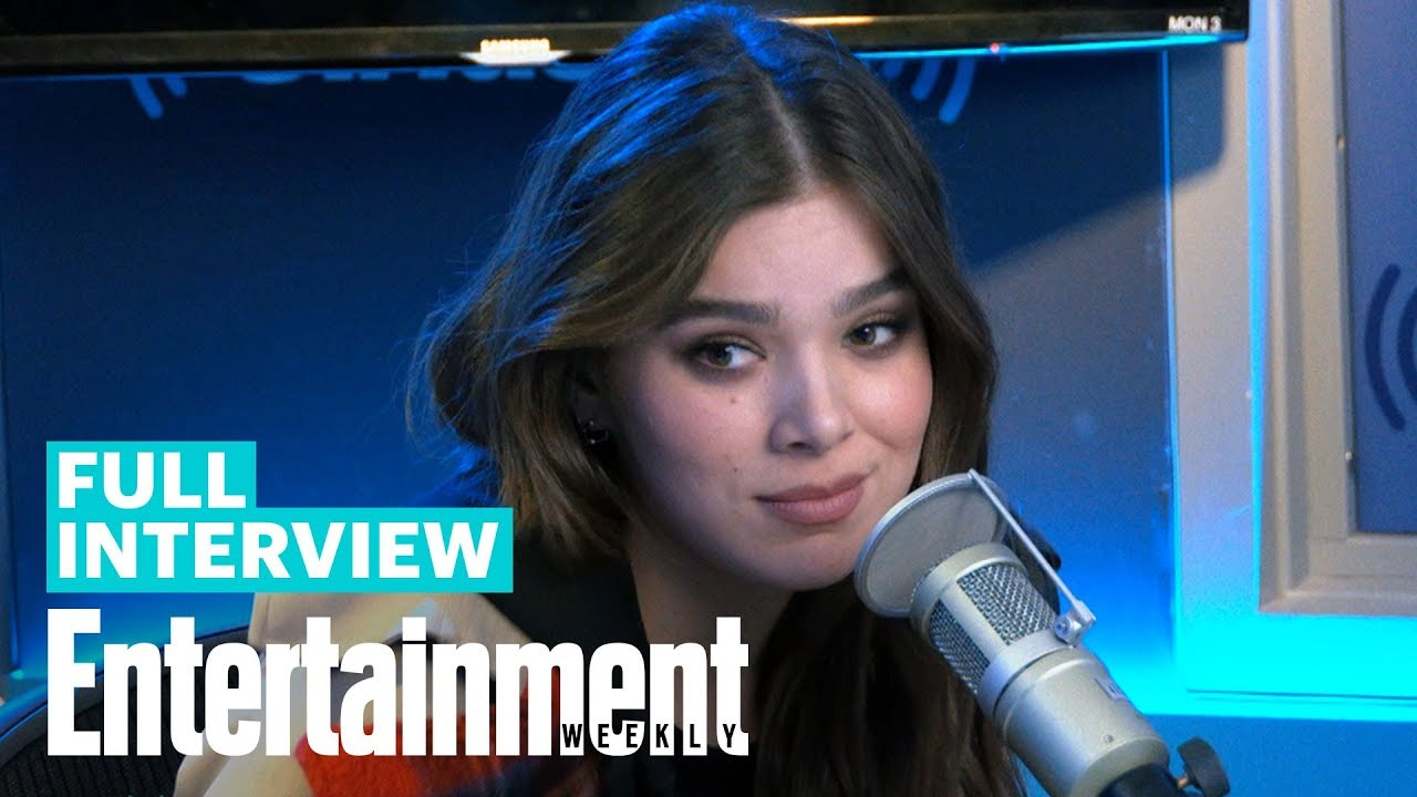 Hailee Steinfeld Opens Up About Her New Series 'Dickinson' & More
