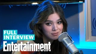 Hailee Steinfeld Opens Up About Her New Series 'Dickinson' & More | Entertainment Weekly Video