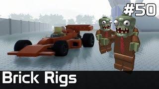 Brick Rigs PL [#50] ZOMBIE kontra POJAZDY! /z Plaga