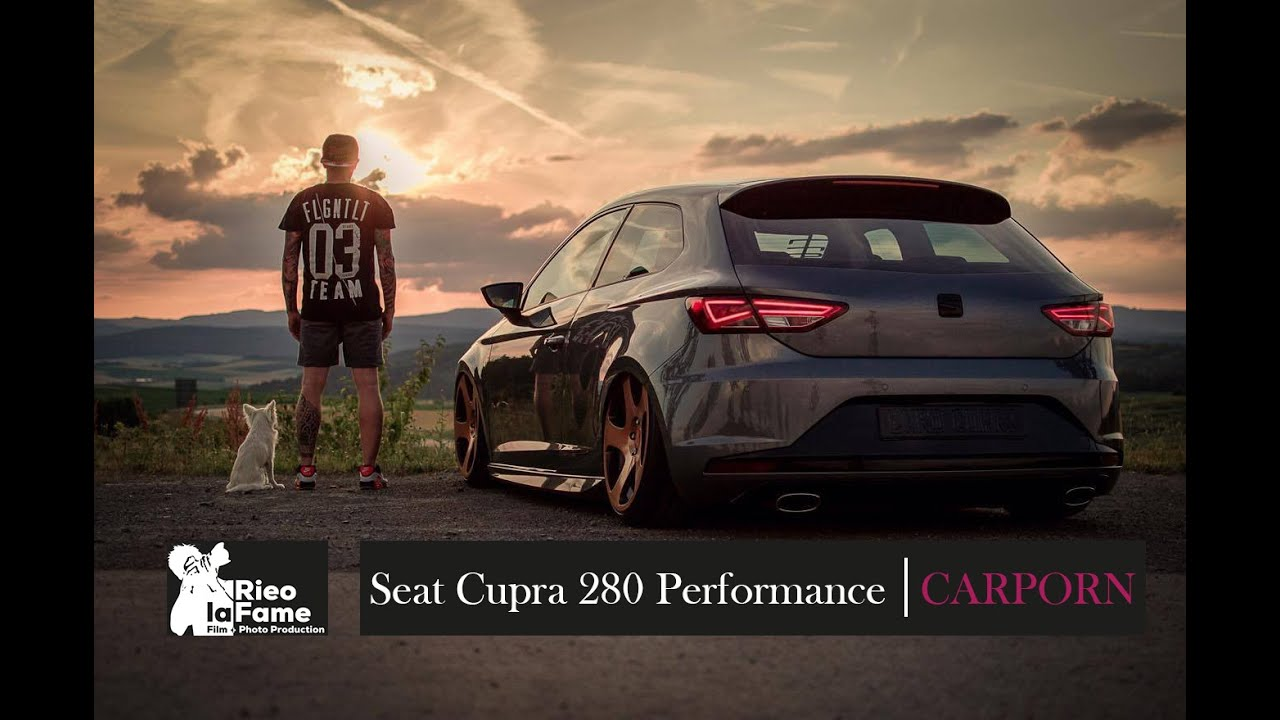 seat leon cupra 280 performance 2 0 tuning rf carfilms youtube. Black Bedroom Furniture Sets. Home Design Ideas